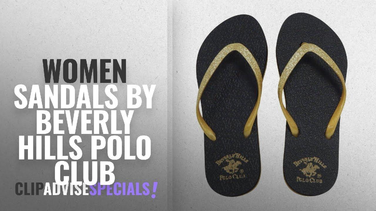 9422959270a74e Top 5 Beverly Hills Polo Club Women Sandals  2018   Beverly Hills ...