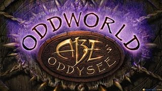Oddworld: Abe's Oddysee gameplay (PC Game, 1997)