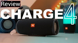 JBL Charge 4 Review - The iPhone XS Of Speakers