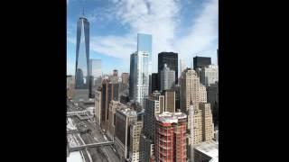 50 West Street Construction Timelapse