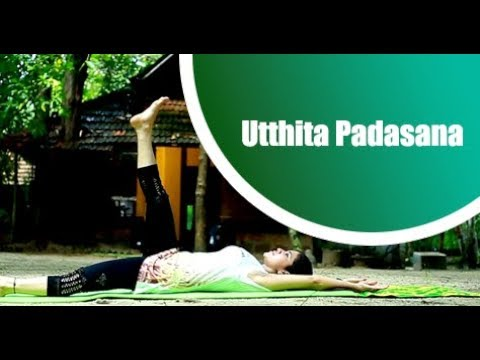 Yoga For beginners Uttanpadasana by Yogarogyam |English