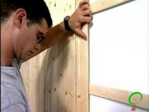 Www bricomarkt com instalacion friso youtube - Materiales para forrar paredes interiores ...