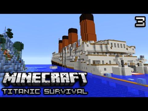 Minecraft: Titanic Survival Ep. 3 - PORTAL PREDICAMENT