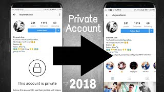 Trick to View Instagram Private Account Photos - English Re-Upload - 2018 🔥🔥🔥