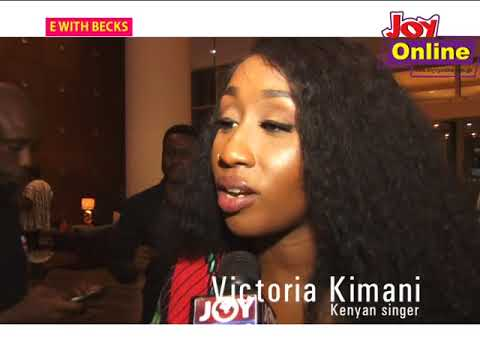 Hanging Out With Ahmed Sultan, Victoria Kimani, Dark Suburb And Falz