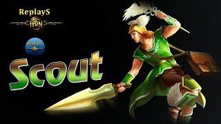 HoN replays - Scout - ???????? GGomgQQ Diamond III