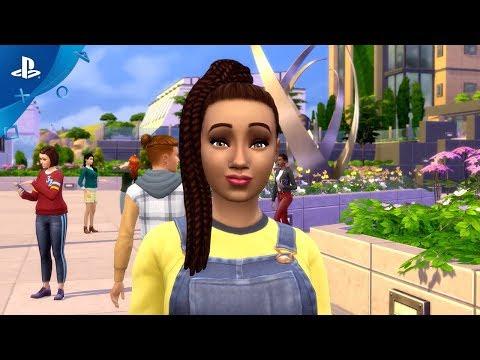 Los Sims 4 Días De Universidad Descargar Para Mac Y Pc