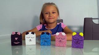 Помощь МАМЕ по дому | Рукоделие для детей и покупка ТОРТА | Tiki Taki Kids