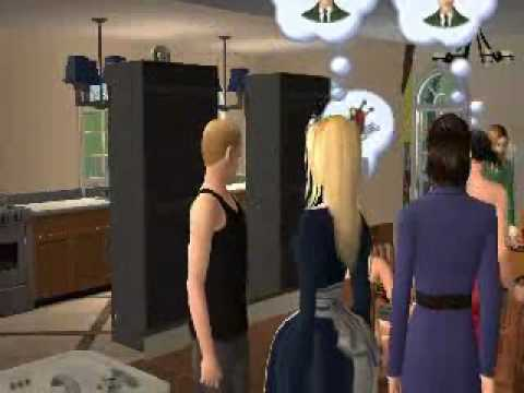 Hetalia Sims Part 2