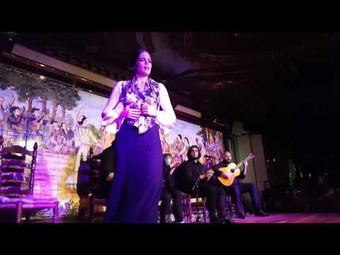 Tablao Flamenco Villa Rosa V CONCURSO DE BAILE FLAMENCO 2016 Semifinales  2a ronda  3r part 2Actuaci
