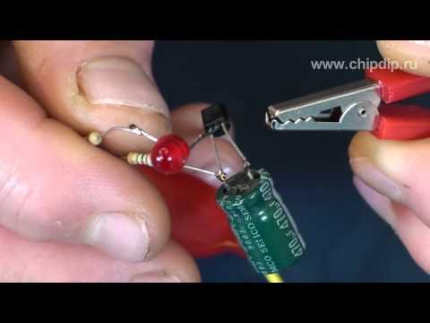 Как сделать визуальный сигнализатор самостоятельно?