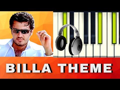 Billa 1 and 2 Theme Music