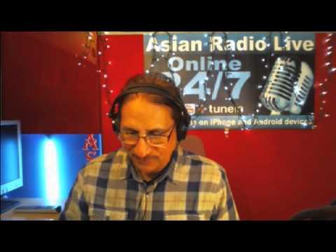 Yasin's show 08 01 2014 (Asian Radio Live)