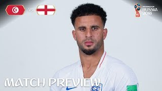 kyle walker england - match 14 preview - 2018 fifa world cup