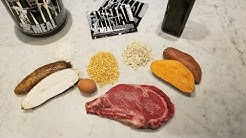 ANIMAL Meal Ingredients Explained