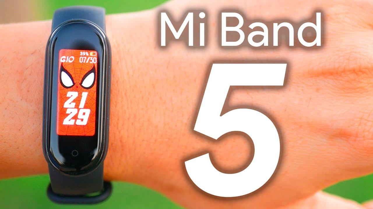 Xiaomi Mi BAND 5, ¡lo MEJOR y lo PEOR!