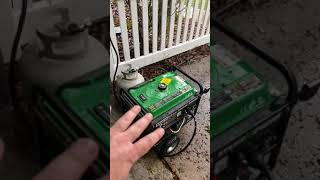 Using the Generac Transfer Switch During a Storm