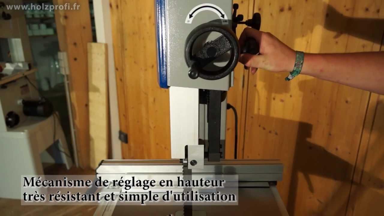 scie ruban jean l 39 b niste bs480 pour les travaux de refente et de chantournage de bois. Black Bedroom Furniture Sets. Home Design Ideas