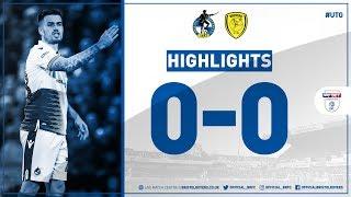 Match Highlights: Bristol Rovers 0-0 Burton Albion