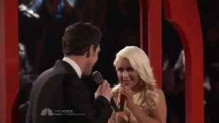 The Prayer - Christina Aguilera and Chris Mann The Voice Season 2 Performance Live Final