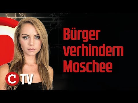 Bürger verhindern Moschee, Wagenknecht-Bewegung da: Die Woche COMPACT