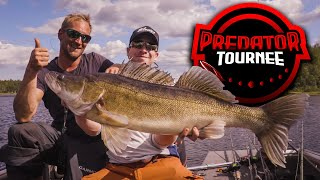 PREDATOR TOURNEE | En Subs | How they managed to get +10 kg pikes & zander