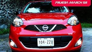 Nissan March SR  a prueba - CarManía