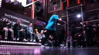 Final International B-boy Games: SuperKillers (Super B & Kill) VS Leadmos (Gate & Leon)