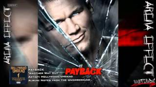 "WWE [HD] : WWE Payback 2013 Official Theme Song - ""Another Way Out"" By Hollywood Undead + AE"