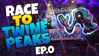 RACE TO TWINE: Account CREATION! & Introduction Mission   EP.0   Fortnite Save The World