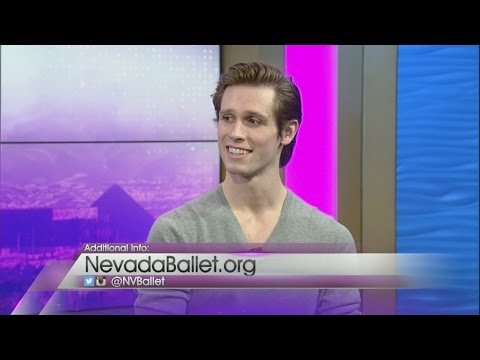 Nevada ballet theater on Valley View Live!