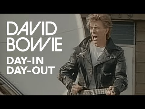 David Bowie  Day In Day Out  Video