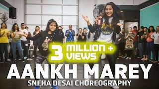 Aankh Marey | Simmba | Bollywood Dance | Sneha Desai Choreography