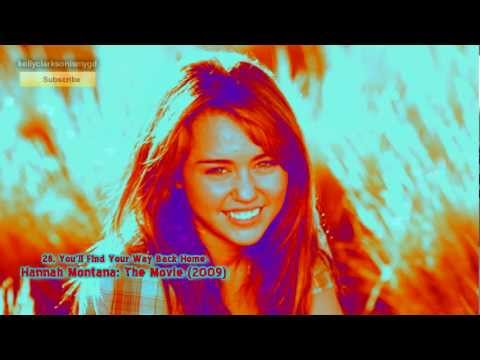 (HD) My Top 100 Miley Cyrus Songs Of All Time (2012) MUST SEE!