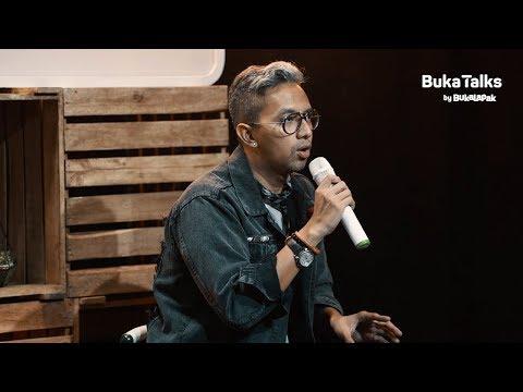 Didiet Maulana (IKAT Indonesia) - Memaksimalkan Potensi dalam Kewirausahaan | BukaTalks Mp3