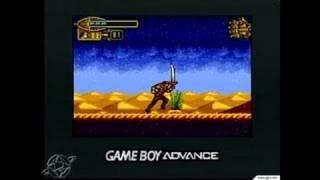 The Scorpion King: Sword of Osiris  Game Boy