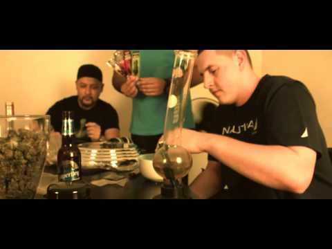 Fortay ft. Kerser & Redbak - Come Smoke With Me [Music Video]