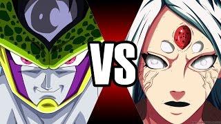 Dois personagens dos animes mais populares no brasil, de um lado Ka...