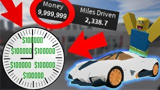 MAKE $100,000 EVERY 10 MINUTES! - Roblox Vehicle Simulator | HOW TO GET MONEY FAST - WORKING 2019