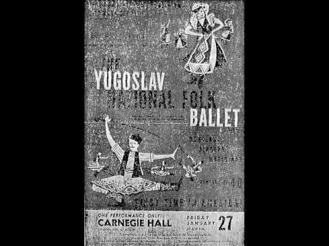 Tale Ognenovski Jazz Composition No. 7 - Macedonian Jazz Clarinet Solo
