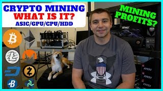 What is Cryptocurrency Mining and it