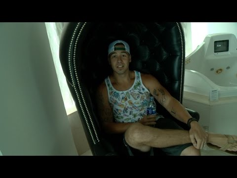 Family Vacation 2015 - The Rock Star Suite at the Hard Rock Hotel Vallarta