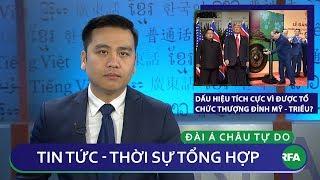 Tin nóng 24h 12/02/2019 | VN có dấu hiệu tích cực vì được tổ chức thượng đỉnh Mỹ - Triều?