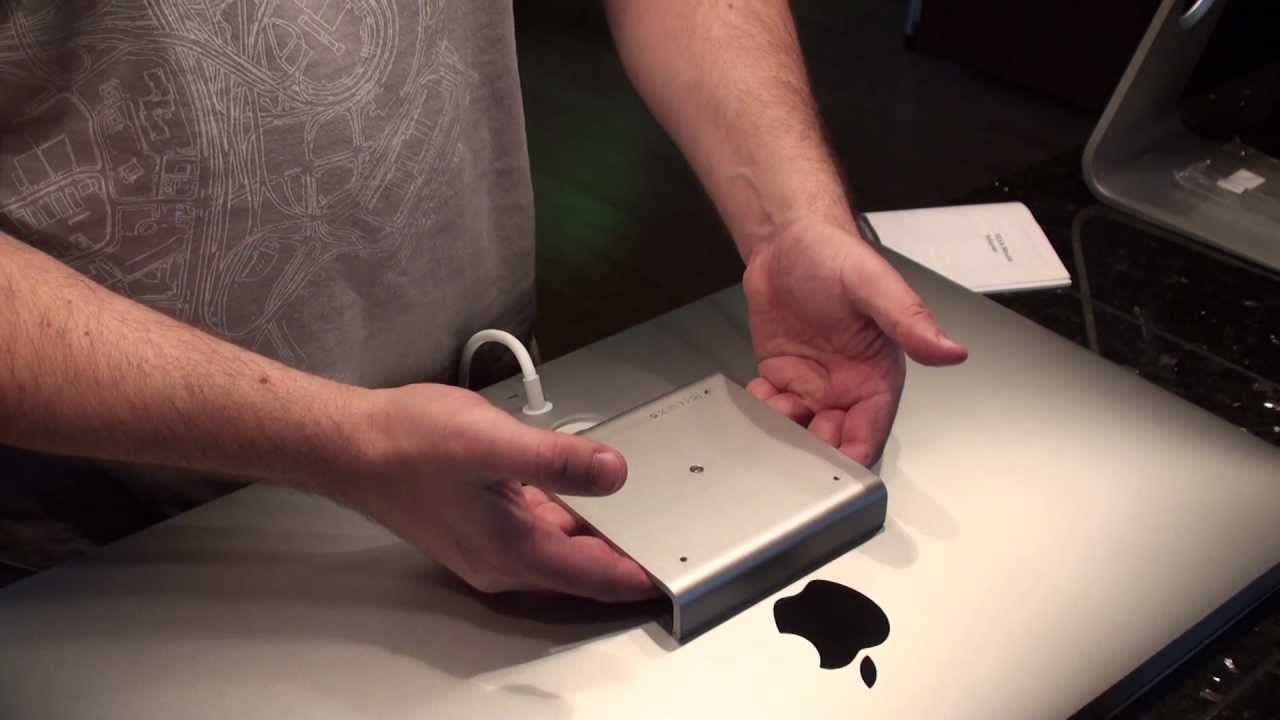 Apple Vesa Mount Adapter Unboxing And Install Youtube