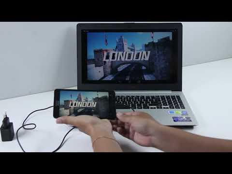 Hướng Dẫn Kết Nối ASUS ZenFone Với Máy Tính Bằng PC Link!