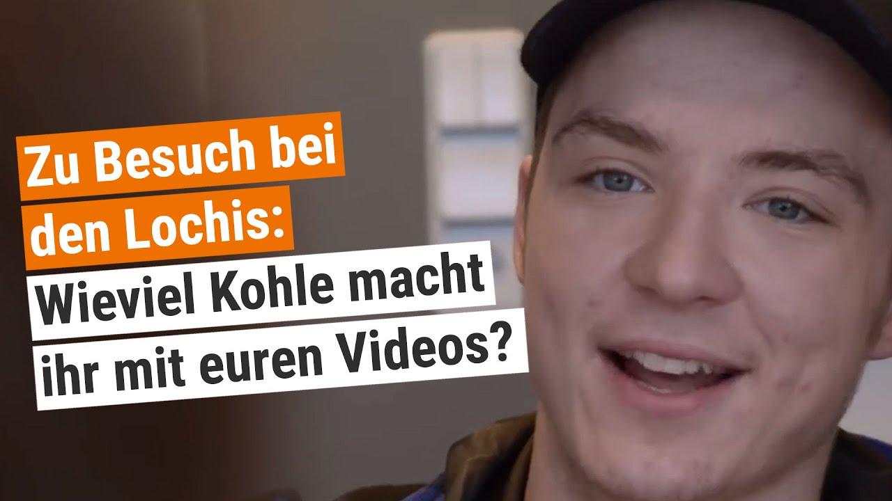 Wieviel Verdient Man Als Youtuber