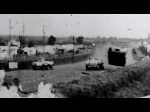 Ужаснейшая трагедия в мире автогонок (ЛеМанн, 1955 год)