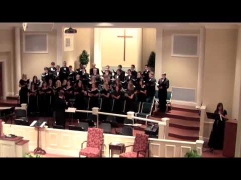 "TMC Choir ""My Shepherd Will Supply My Need"" @ Fall Chorale Concert"