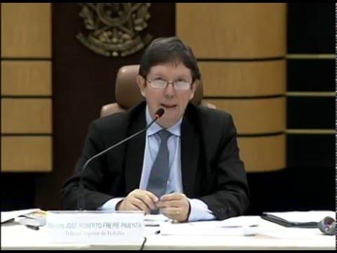 CFC - O Novo CPC - Ministro José Roberto Freire Pimenta - Parte 5