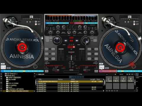 DJ AL GHAZALI - AMNESIA (DJ FERDI ANDIKA REMIX) #DUBSTEP